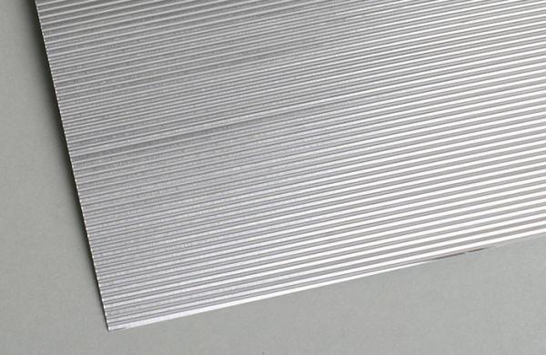 Relativ Alu Wellblech verschiedene Wellen | Metalle | Alublech | Wellblech LO72
