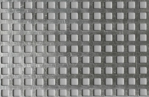 Häufig Alu Quadratloch verschiedene Ausführungen | Metalle | Alublech VL19