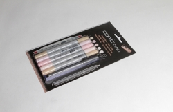 COPIC ciao Set 5 + 1 Hautfarben