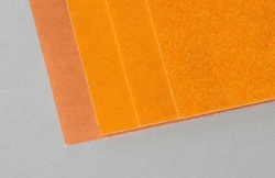 Schleifpapier (orange) 230 x 280 mm